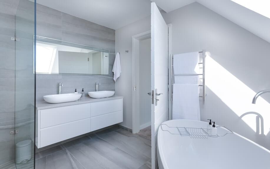 remodeled bathroom aurora 2
